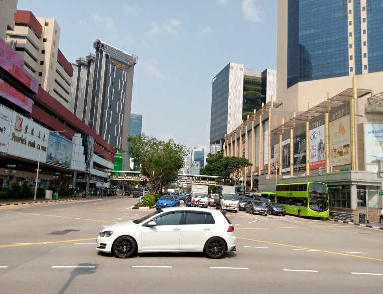 Owning a car in Singapore