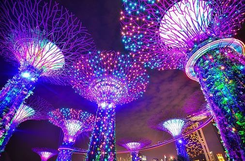 Nightlife in Singapore