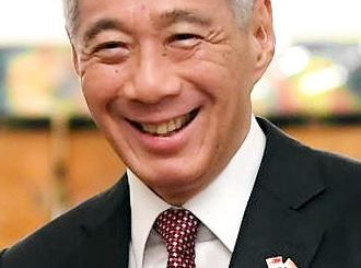 Who is the prime minister of Singapore?