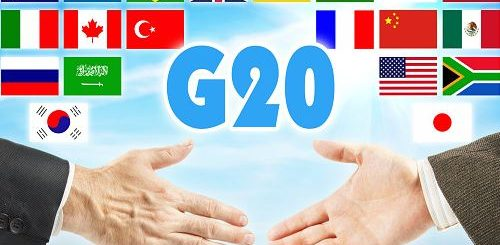 Is Singapore in the G20?