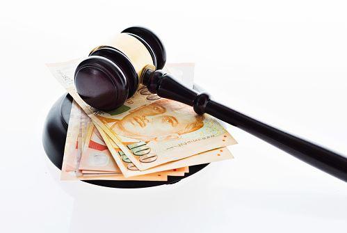 Lawyer Salary Singapore